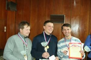 Победители и призеры Чемпионата России по зимнему виндсерфингу