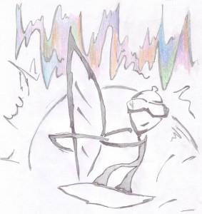Эмблема ассоциации полярное сияние