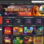 Pin-up cazino saytinda oyun hesabını doldurmaq üçün 3 üsul